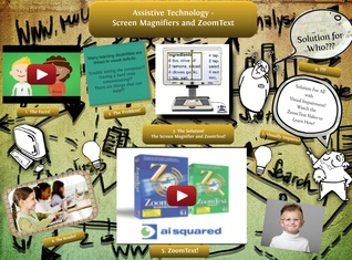 Assistive Technology - Screen Magnifier/ZoomText