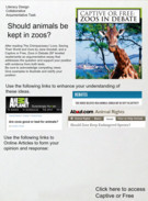 LDC Should Animals be Kept in Zoos?'s thumbnail