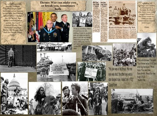Vietnam Collage