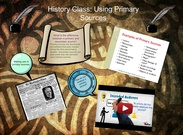 History Class: Using Primary Sources's thumbnail