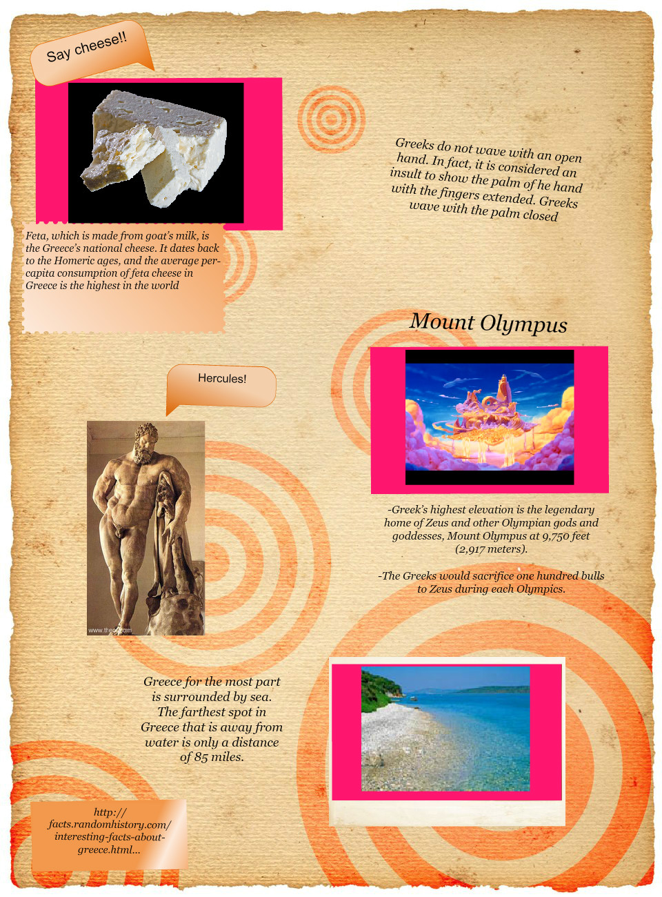 Greece-Chance-2: text, images, music, video | Glogster EDU