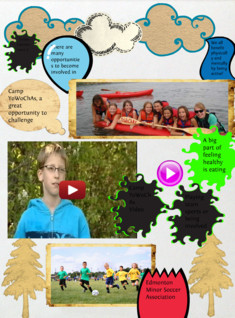 Outdoor Education poster