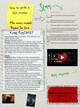 Film Review (Assignment), Graphic Arts, Artist & Poets thumbnail