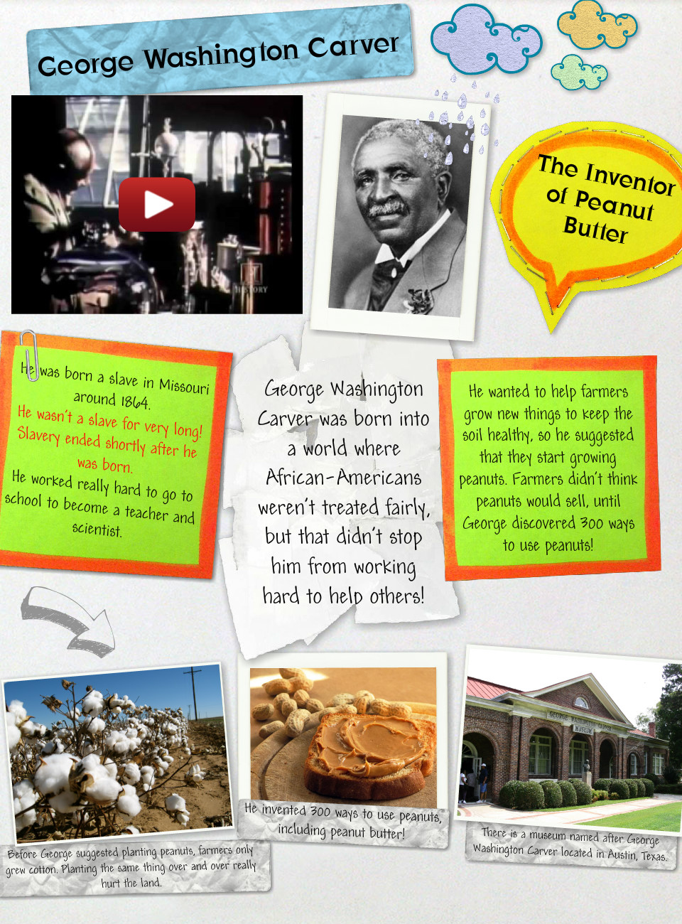 George Washington Carver thumbnail