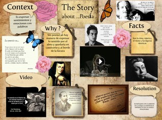 The story about poesia