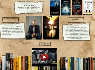 Rick Yancey Review
