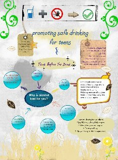 promoting safe drinking for teens