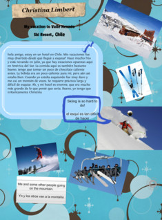 Trip to Chile
