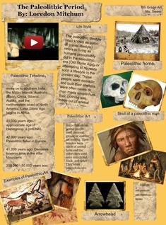 The Paleolithic Period:
