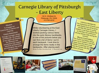 Carnegie Library Volunteering